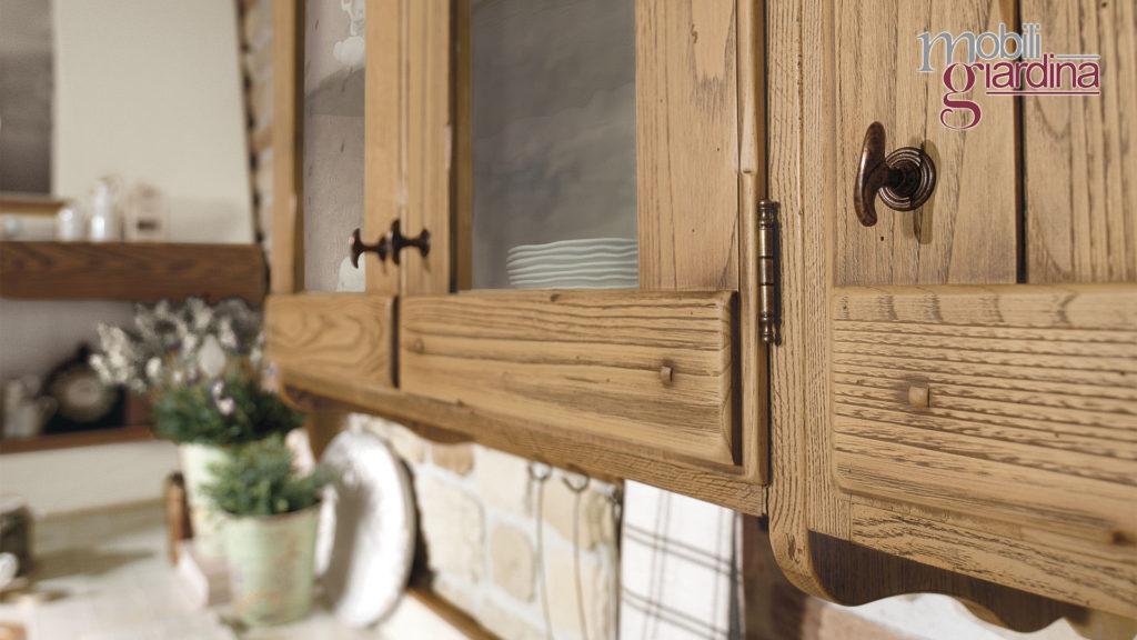 cucina anita sportelli in legno