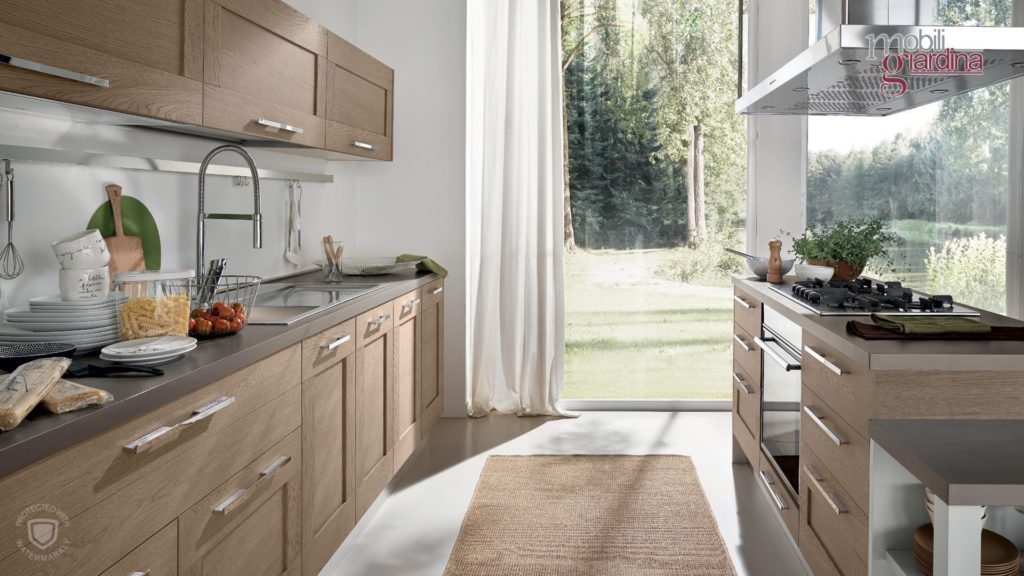 cucina gellery e penisola