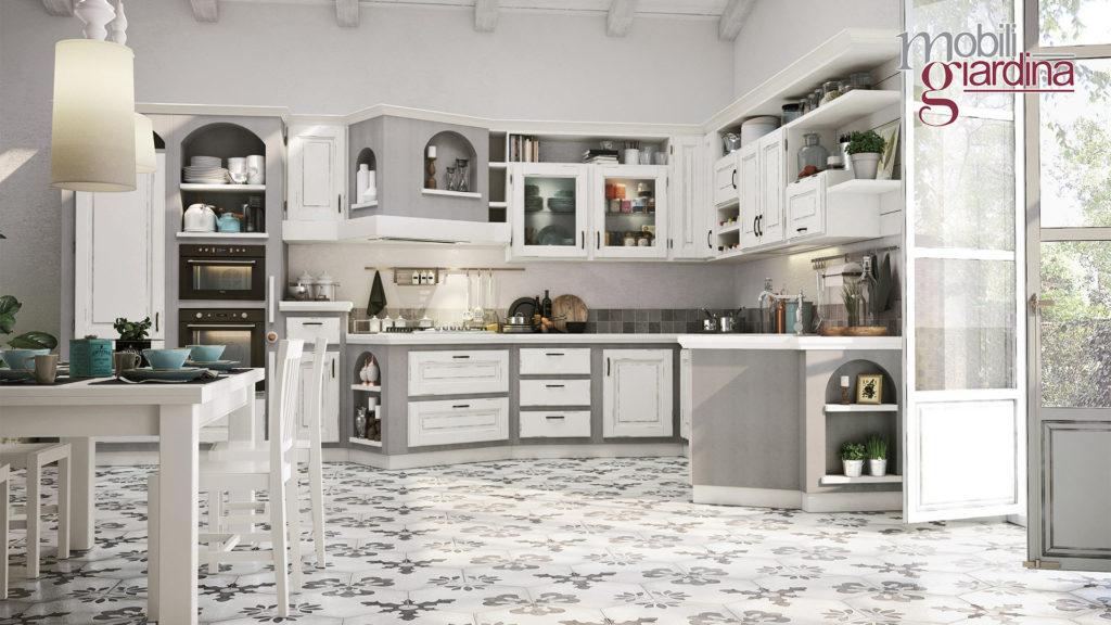 cucina onelia ad angolo