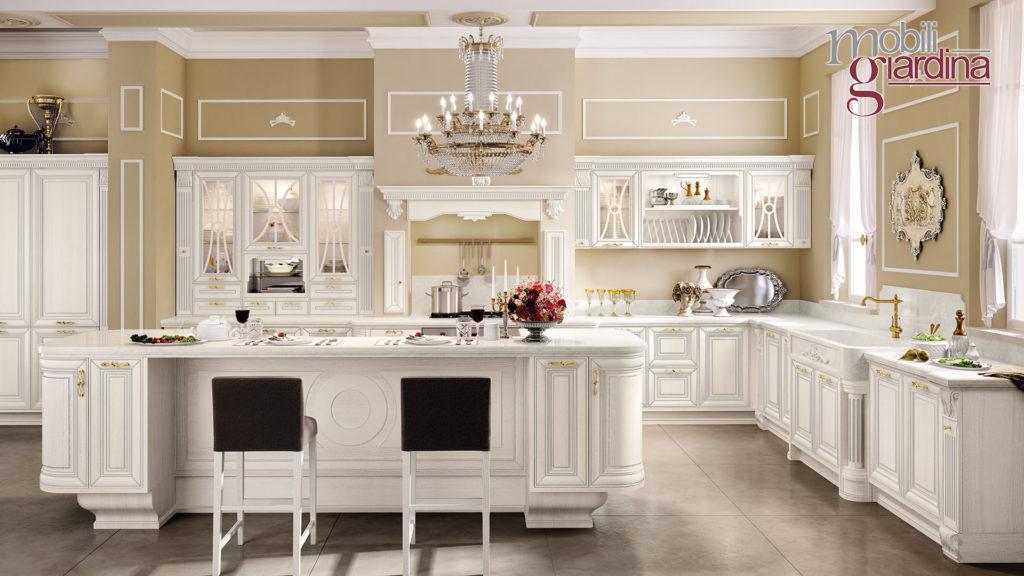 cucina pantheon bianca