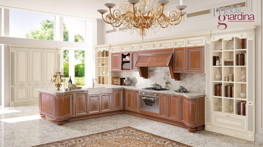 cucina pantheon stile classico